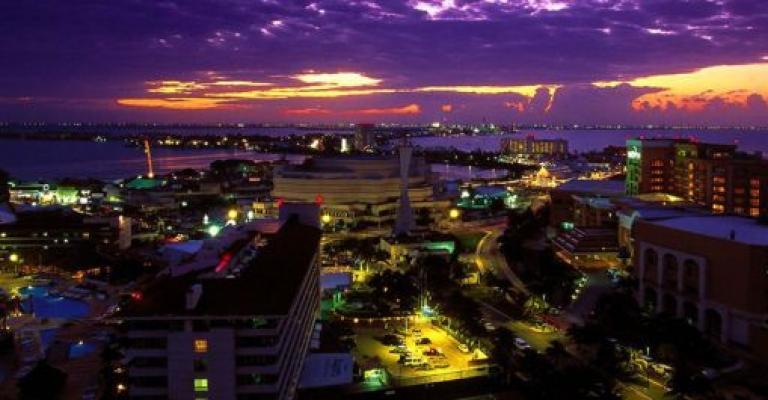 Photo Mexique: Atardecer en Cancún