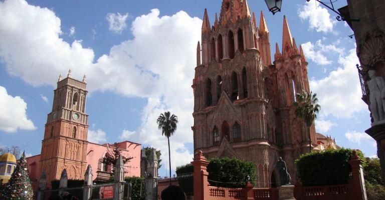 Foto von Guanajuato: san miguel de allende