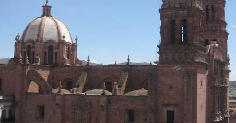 Foto von Zacatecas: Catedral de Zacatecas