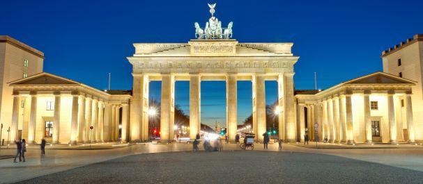 Fotografía de Germany: Puerta de Brandeburgo