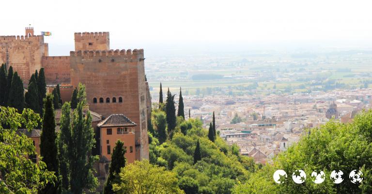 Fotografía de Granada: Alhambra de Granada