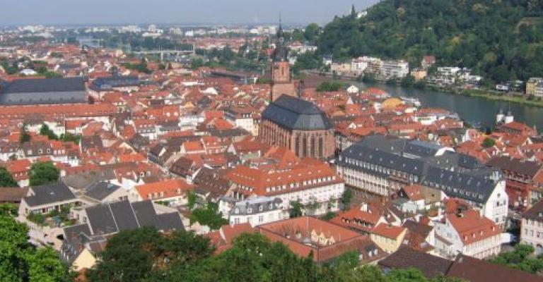 Picture Baden-Württemberg: Heidelberg