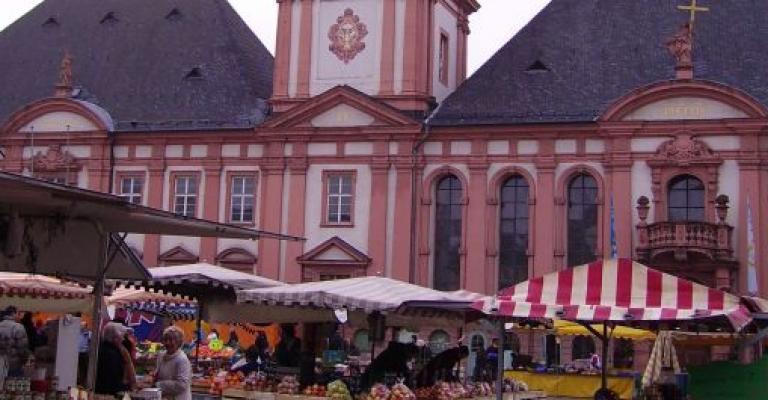 Foto von Baden-Württemberg: Mannheim