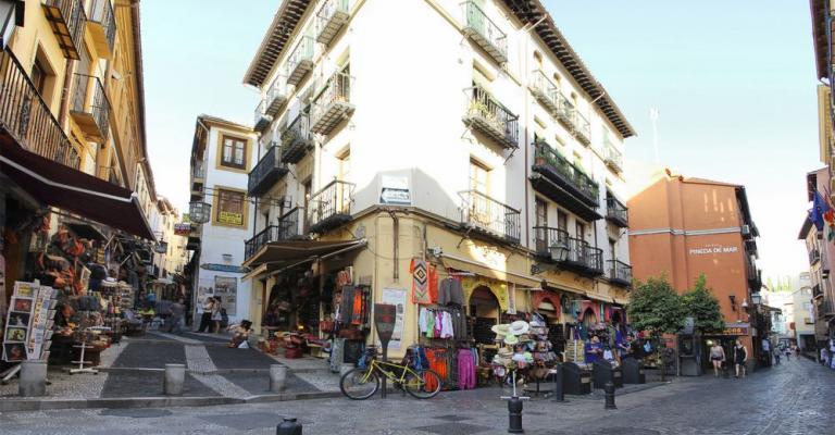 Foto von : Albaicín Granada