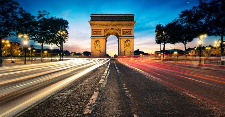 Fotografía de : Arco del triunfo