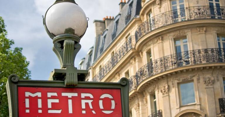 Fotografía de : Metro París