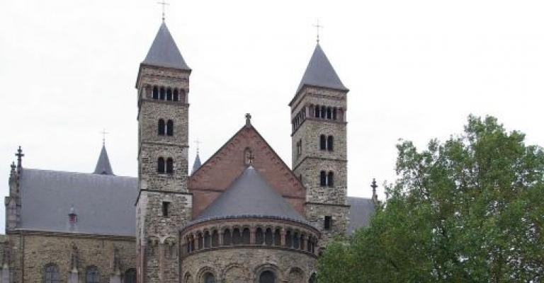 Fotografía de Holanda: St Servaas en Maastricht