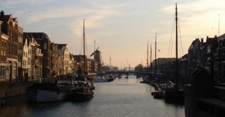 Fotografía de Holanda: Barrio de Delfshaven