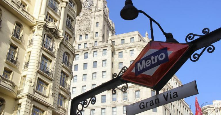 Foto von : Gran Vía