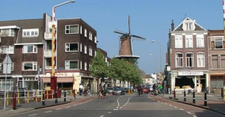 Fotografía de Holanda: Molino en Utrecht