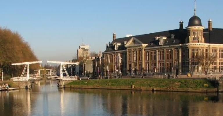 Fotografía de Holanda: Puente basculante en Utrecht