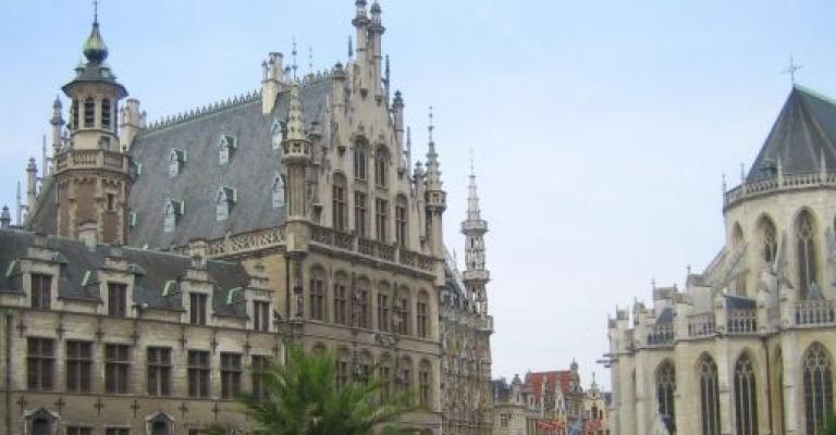 Foto Flandes: Centro de Leuven
