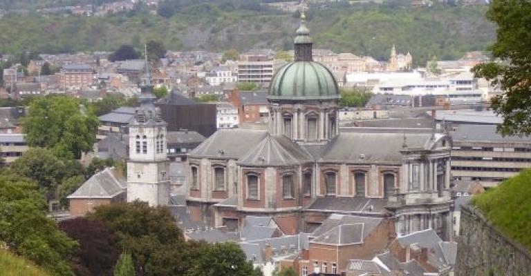 Picture Wallonia: Cupula de Namur