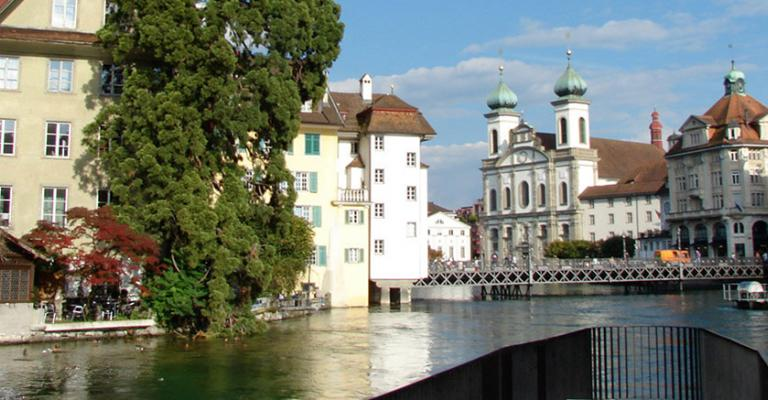 Photo Suisse: Luzerna