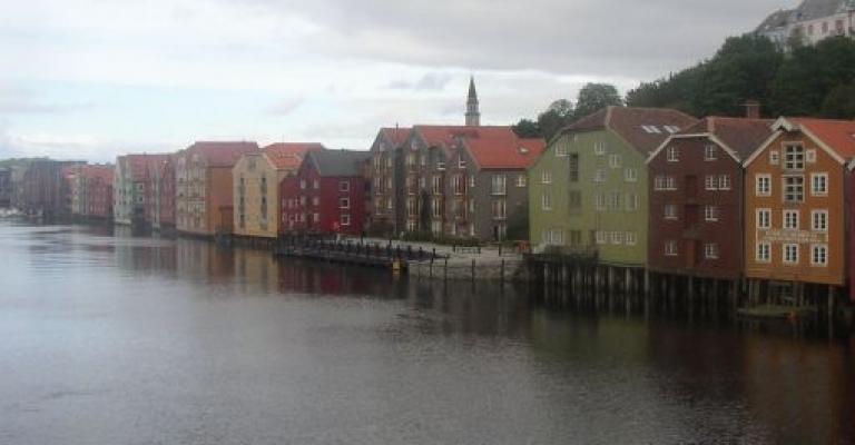 Foto von Sør-Trøndelag: Trondheim