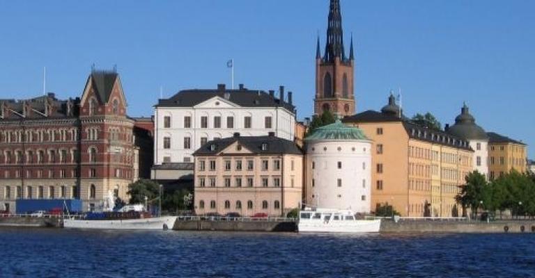 Foto von Stockholm: Stockholm Riddarholmen