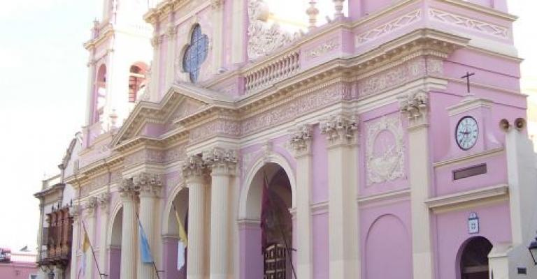Fotografía de Argentina: Catedral de Salta