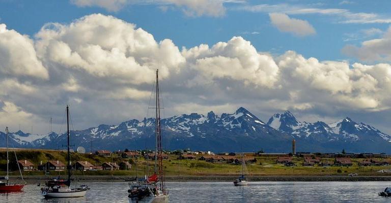 Fotografía de Tierra del Fuego, Antártida e Islas del Atlántico : Ushuaia