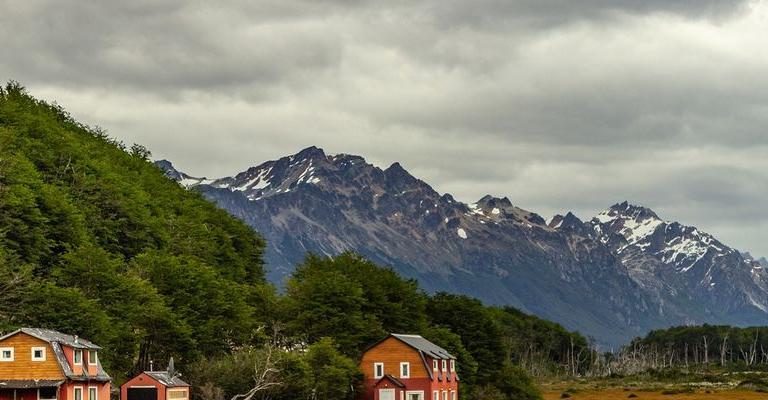 Fotografía de Tierra del Fuego, Antártida e Islas del Atlántico : Ushuaia Patagonia