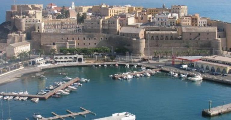 Fotografía de Ciudad de Melilla: Vista sobre Melilla