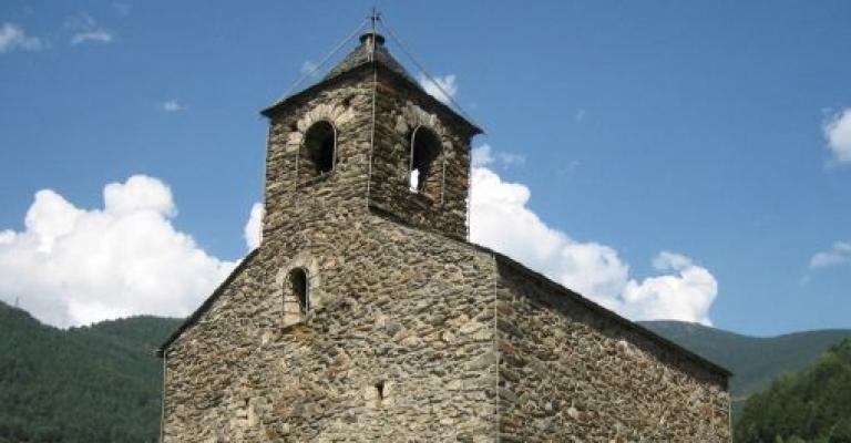 Fotografía de Anyos: Iglesia de Sant Cristòfol d\'Anyós