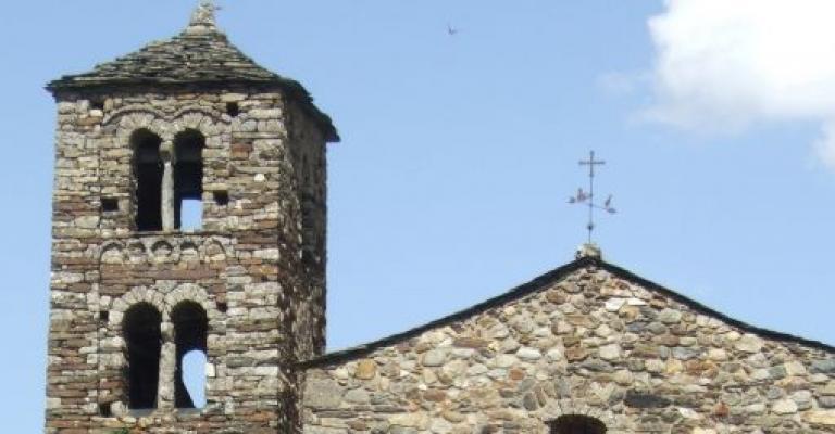 Fotografía de Canillo: La Iglesia de San Juan de Caselles