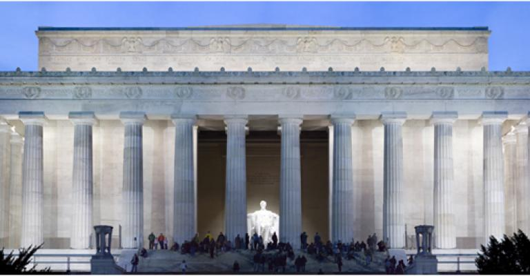 Photo États-Unis: Washington - Lincoln memorial