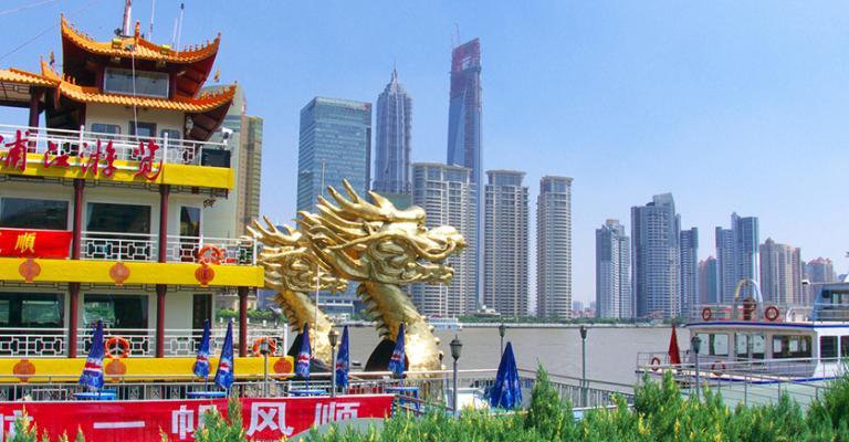 Photo Chine: Shanghai