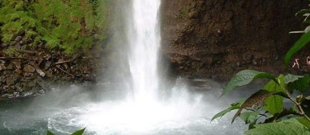 Fotografía de Costa Rica: La Cascada de La Fortuna