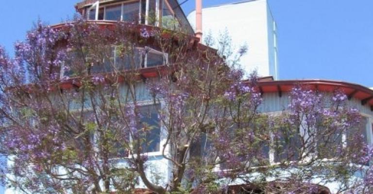 Fotografía de Chile: La casa de Pablo Neruda en Valparaiso