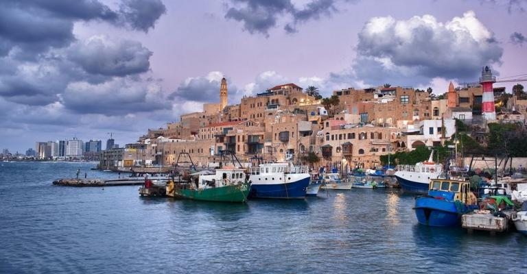 Photo Israël: Jaffa