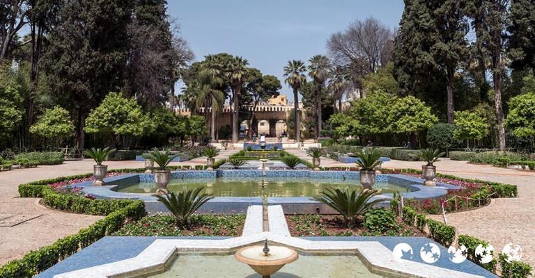 Fotografía de Fez-Bulmán: Fez - Jardín Jnan Sbil