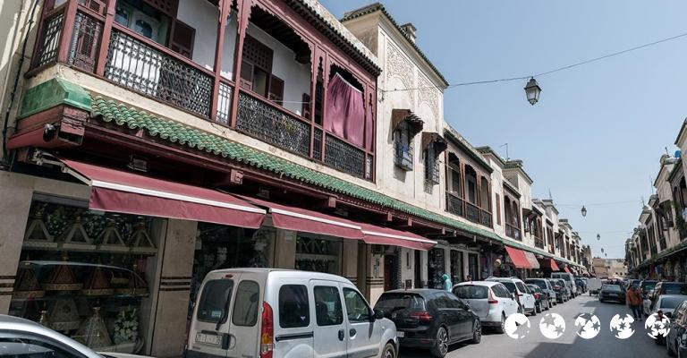 Fotografía de Fez-Bulmán: Fez - Mellah Barrio judío
