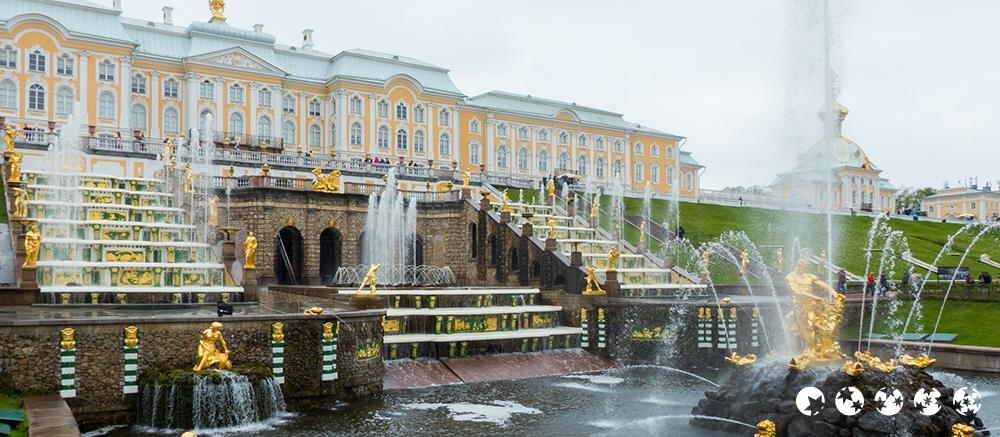 Hoteles En San Petersburgo  San Petersburgo