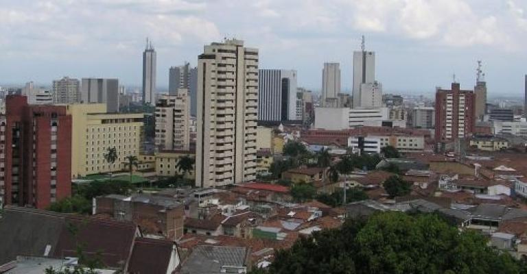 Fotografía de Colombia: Downtown Cali