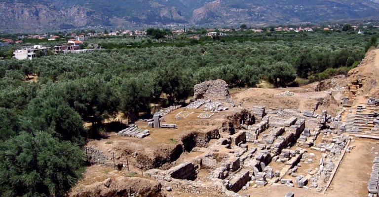 Fotografía de Peloponeso: Esparta