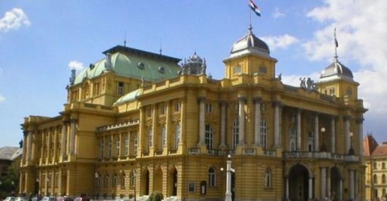 Fotografía de Zagreb: Teatro