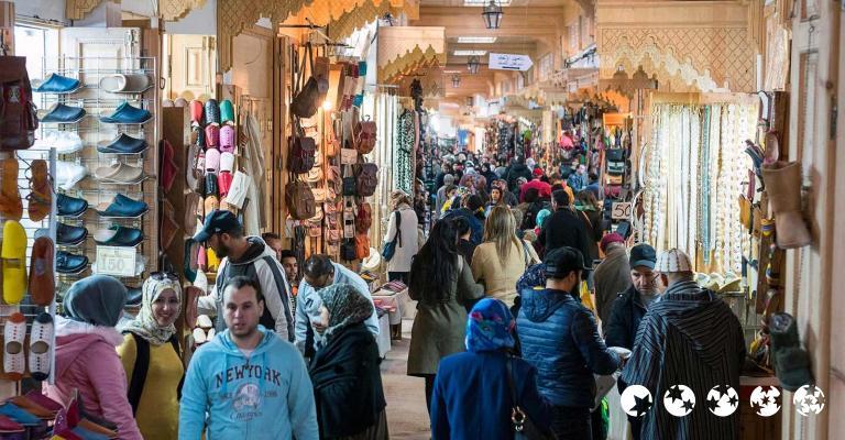 Fotografía de Rabat-Sale-Zemmour-Zaer: Rabat - Medina