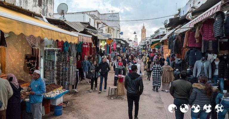 Fotografía de Rabat-Sale-Zemmour-Zaer: Rabat - Tiendas