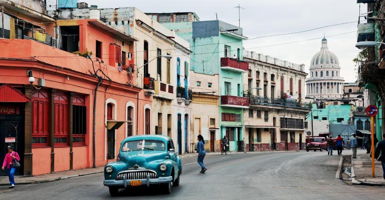 Fotografía de : calles de La Habana