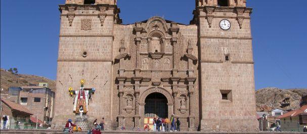 Fotografía de Perú: Catedral de Puno