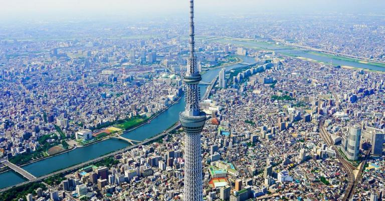 Fotografía de Tokyo: Tokyo ciudad