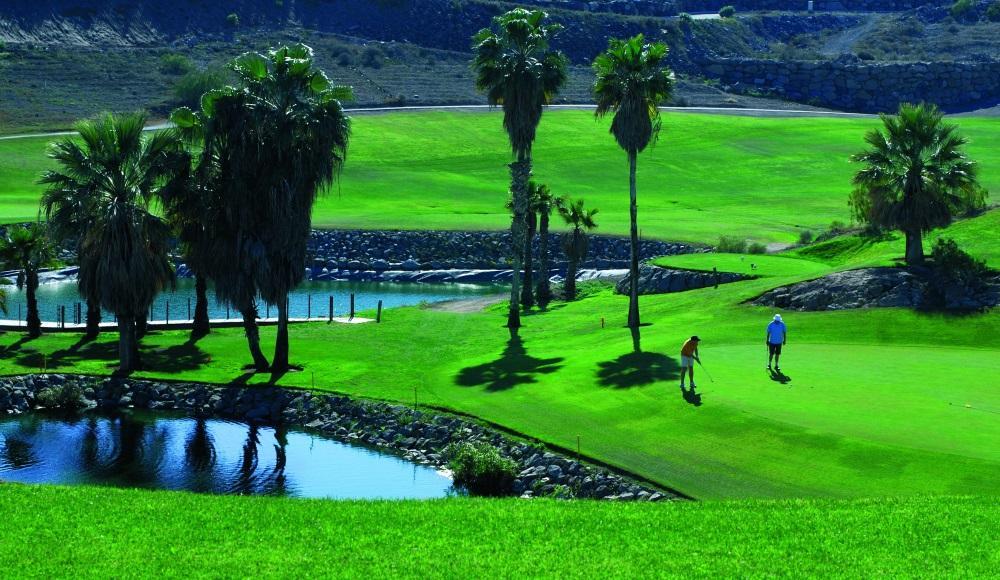 Hoteles en salobre golf isla de gran canaria tu hotel en - Villas en gran canaria con piscina ...