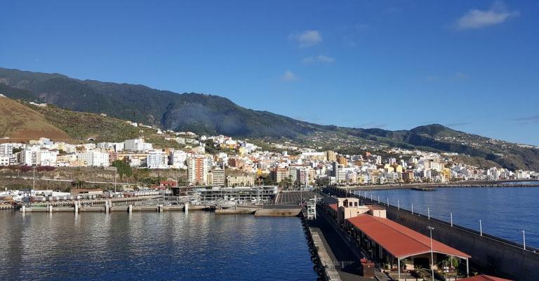 Picture : Puerto La Palma