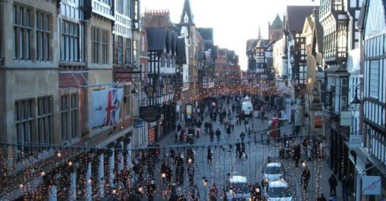 Fotografía de Cheshire: Chester