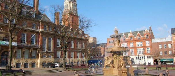 Fotografía de Leicestershire: Leicester
