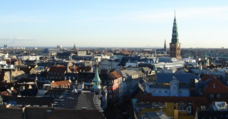 Foto Copenaghen: Vista desde el Obervatorio de Copenhagen