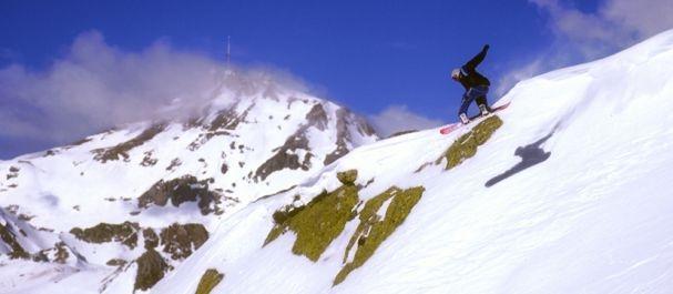 Fotografía de : Snowboard en Tourmalet