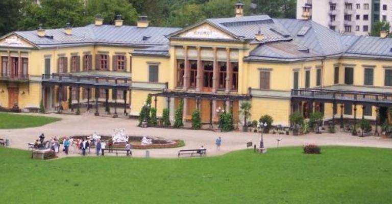 Fotografía de Bad Ischl: Villa del Emperador en Bad Ischl