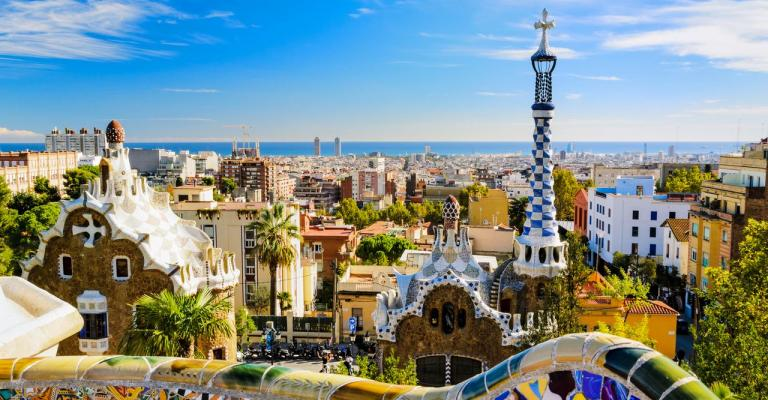 Picture Europe: Barcelona